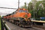 BNSF 961 le4ads K143